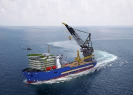 DP3 Heavy Lift and Pipe Lay Vessel (DLV2000)
