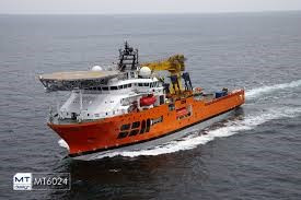 Multi-Purpose Diving Support and Construction Vessel (DSCV)