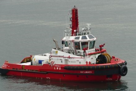 LNG-Fuelled Harbour/Towing Tug