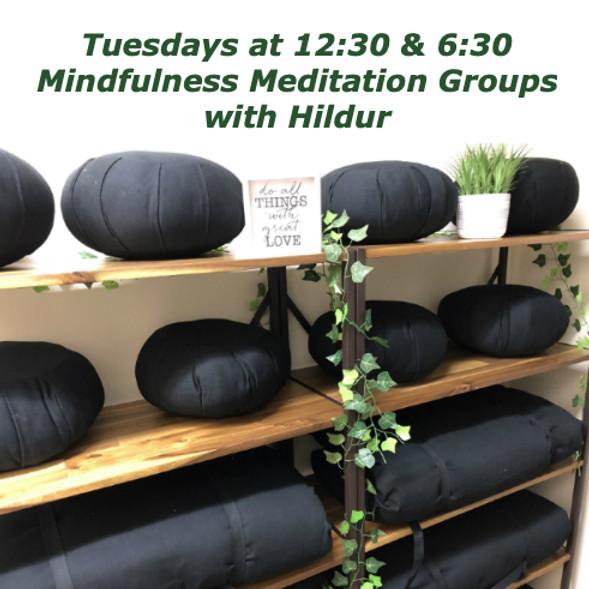 Weekly Group Mindfulness Meditation