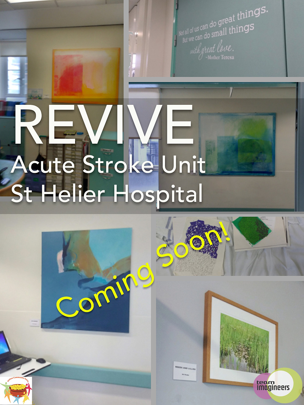 Revive Poster