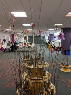 Fuchsia Project at Sutton Library