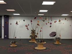 Fuchsia Project Exhibition