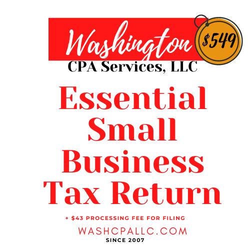 Essential Small Business Tax Preparation