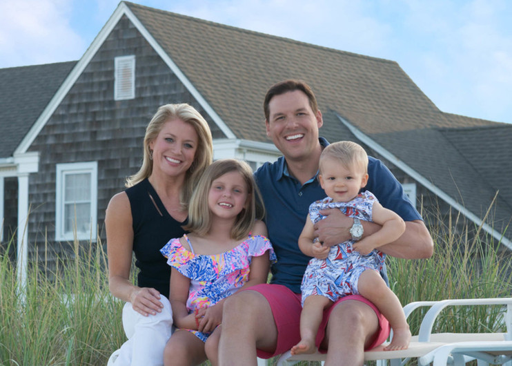 Family and Smiles - LBI tradition