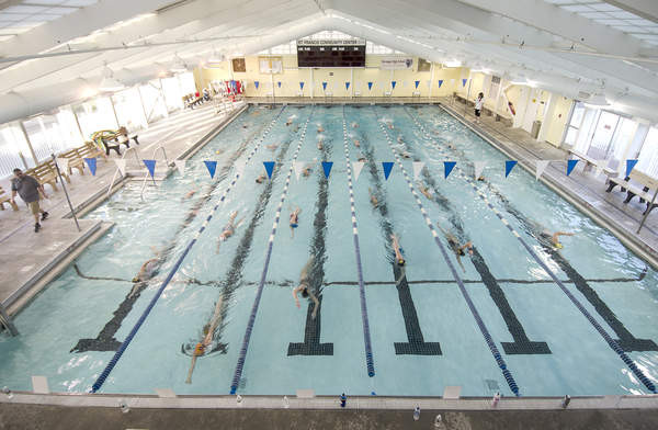 St Francis Center - Pool