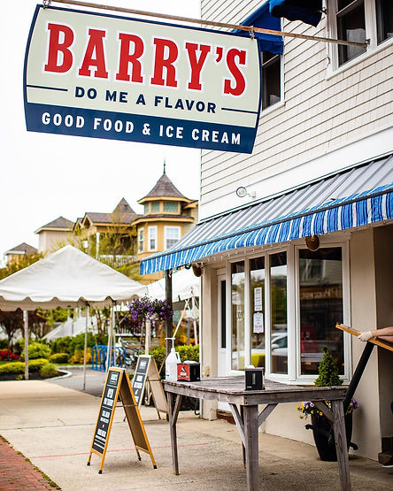 barry's do me a flavor Compassion Cafe's LBI 1st Business Partner