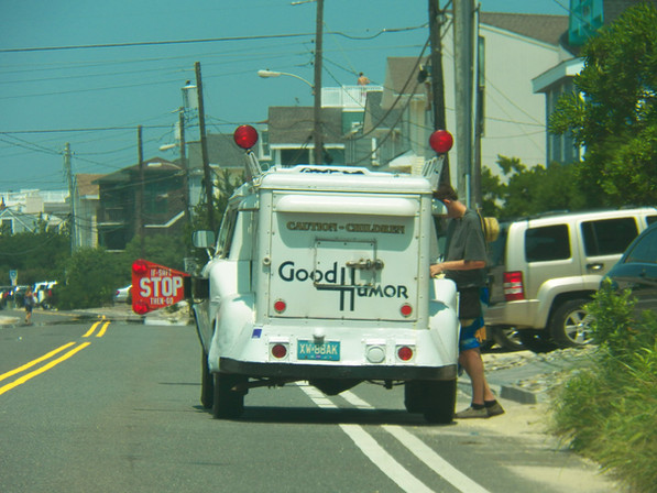 Good Humor And Ice Cream On LBI