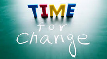 Want the best ? Hire the best! Time to Change