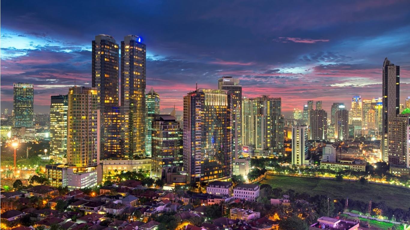 Jakarta City 2