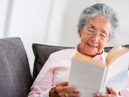 Lire peut vous faire vivre mieux et plus longtemps