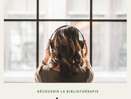 La bibliothérapie en pratique : entendre ma voix