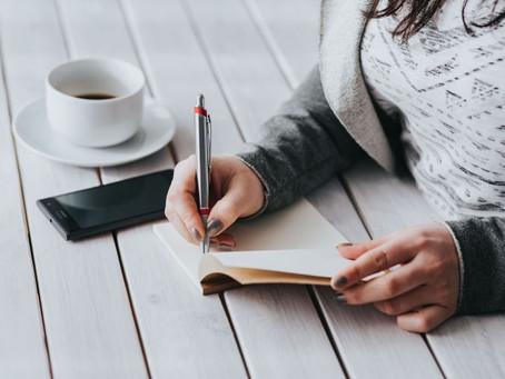 Écrire, un plaisir thérapeutique