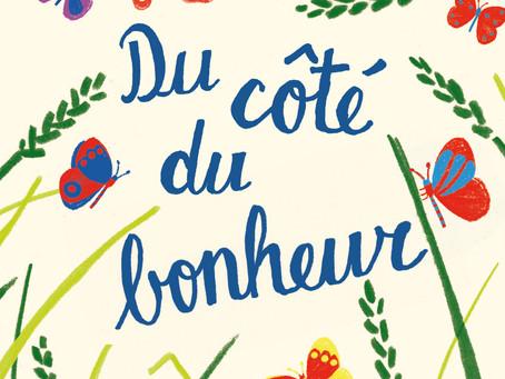 """Dans la bibliothèque de la bibliothérapeute : """"Du côté du bonheur"""" d'Anna McPartlin"""