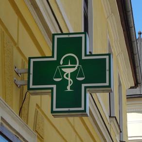 Des livres en pharmacie, garantis sans effets secondaires