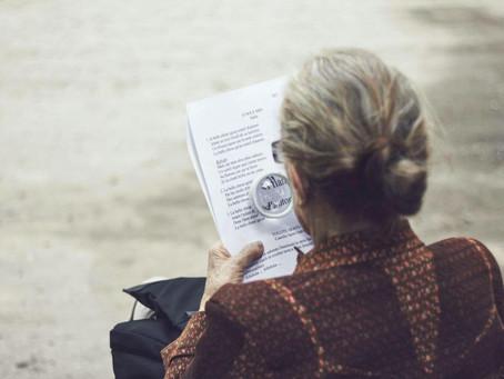 Lire à tout âge et au grand âge