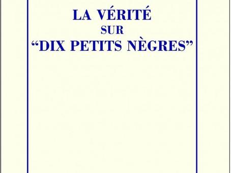 """Dans la bibliothèque de la bibliothérapeute : La vérité sur """"Dix petits nègres"""""""