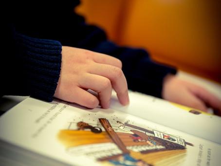 La bibliothérapie en pratique : retomber en enfance