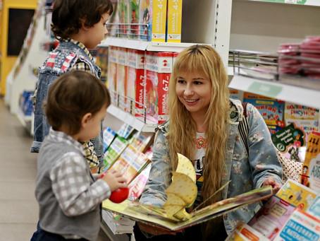 Donner à ses enfants le goût de lire