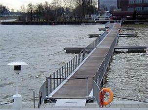 плавучий мост