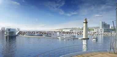 проект яхт-клуба
