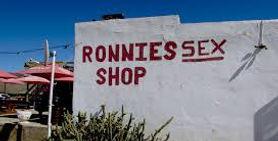 Ronnies Sex Shop Barrydale