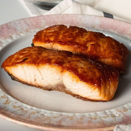 Salmon Fillet for 2 people ($10.50/pers)