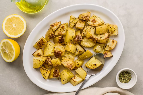 Lemony Potatoes for 2 people ($6/pers)
