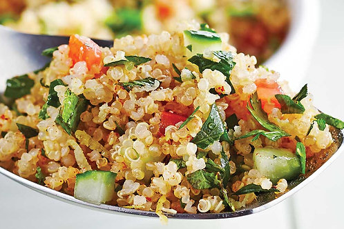 Quinoa Tabbouleh for 2 people ($6.5/pers)