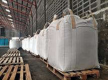 Chemical fertilizer Urea Stock pile jumb