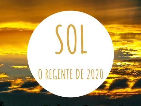SOL, o regente de 2020