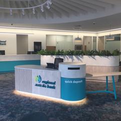 Modern Retail Bank Design