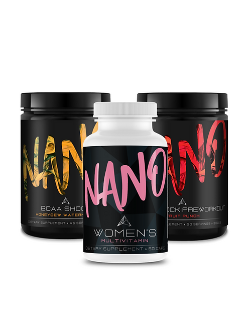 WOMEN'S TRIFECTA BUNDLE