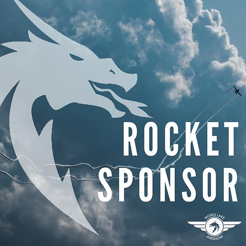 Rocket Sponsorship
