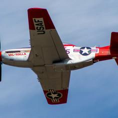 P-51 Mustang - 2021 Moses Lake Airshow