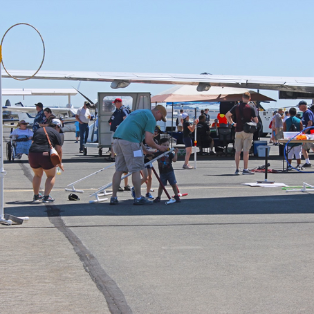 VOLUNTEER POSITIONS AVAILABLE FOR THE MOSES LAKE AIRSHOW