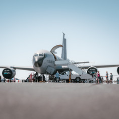 KC-135 Stratotanker - 2021 Moses Lake Airshow