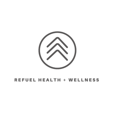 Refuel Health + Wellness Logo