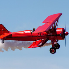 Vicky Benzing Aerosports - 2021 Moses Lake Airshow