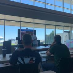 Airboss Morning Meeting - 2021 Moses Lake Airshow