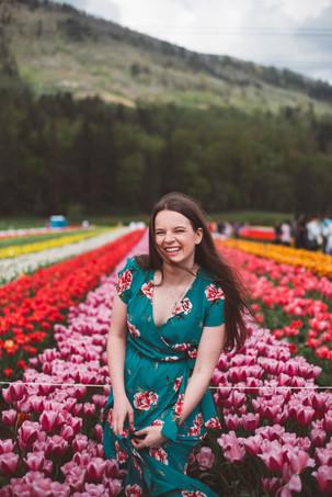 Laurel - Abbotsford Tulip Festival