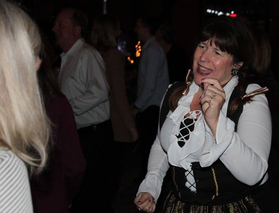 Oktoberfest Fall Dance