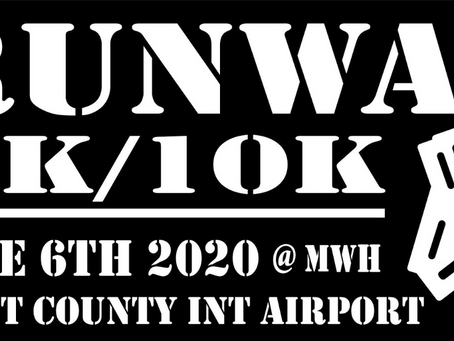 """MOSES LAKE AIRSHOW PROUD TO BE A """"FIRST CLASS"""" SPONSOR OF THE RUNWAY 5K/10K"""