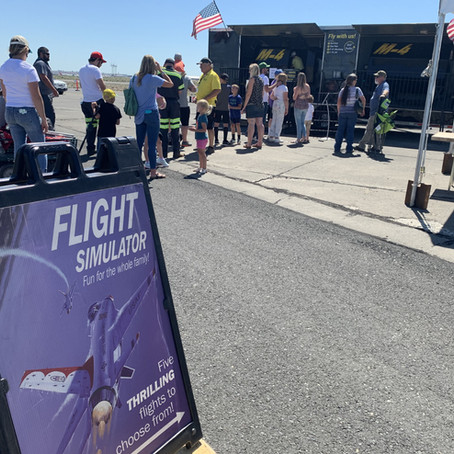 NON-AERIAL ATTRACTIONS: 2021 MOSES LAKE AIRSHOW