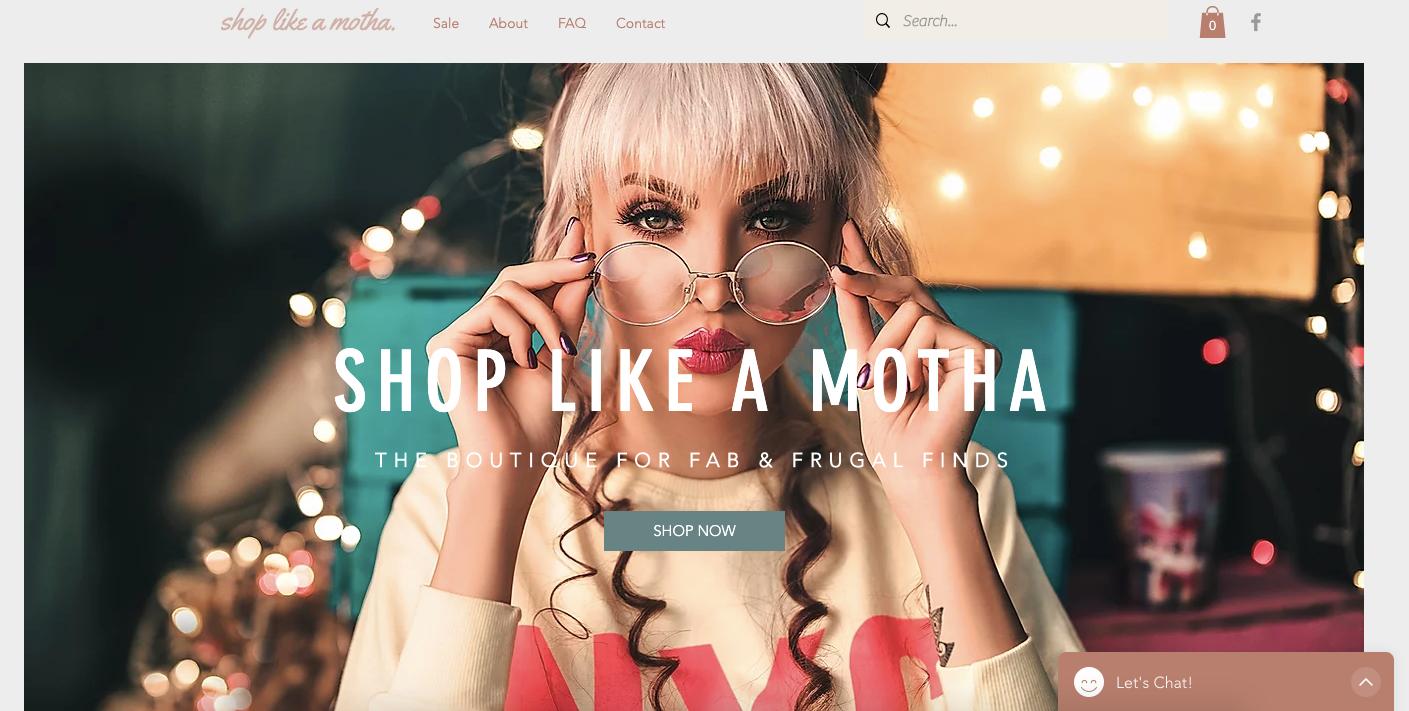Shop Like A Motha