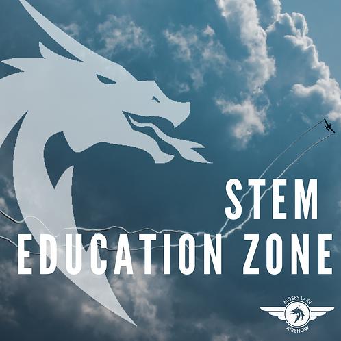 STEM Education Zone Sponsorship