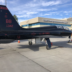 BTS - 2021 Moses Lake Airshow
