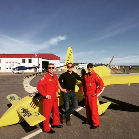 LET'S WELCOME GO-EZ AEROBATICS: FIRST TIME ACT FOR MOSES LAKE AIRSHOW 2020