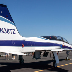 T-38 - 2021 Moses Lake Airshow
