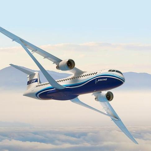 Boeing Future of Flight
